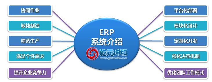ERP系统的介绍