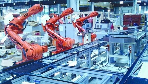 MES系统实现智能工厂