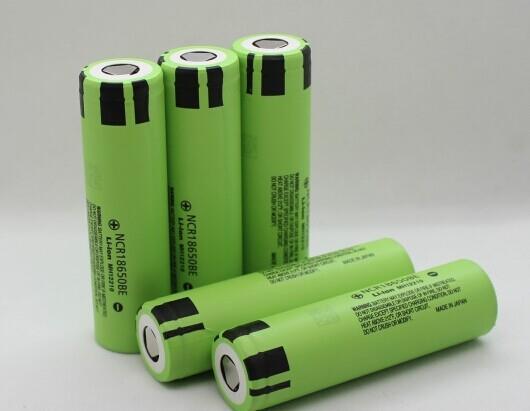 锂电池原理图片