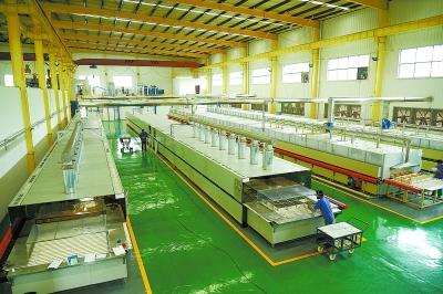 锂离子电池生产流程
