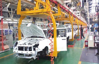 天津市滨海新区新能源汽车全产业链加速成形