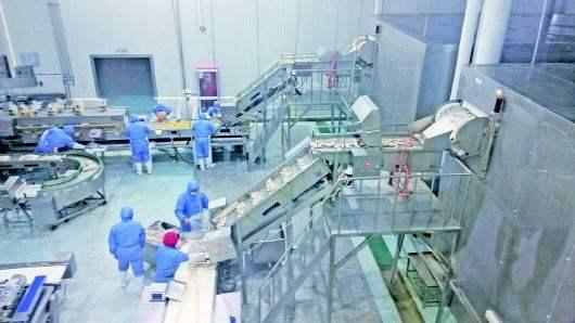 521家食品生产企业将分abcd四级监管