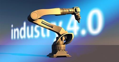 工业机器人智能制造