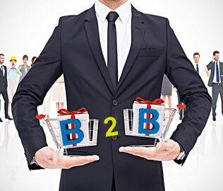 乾元坤和B2B网站