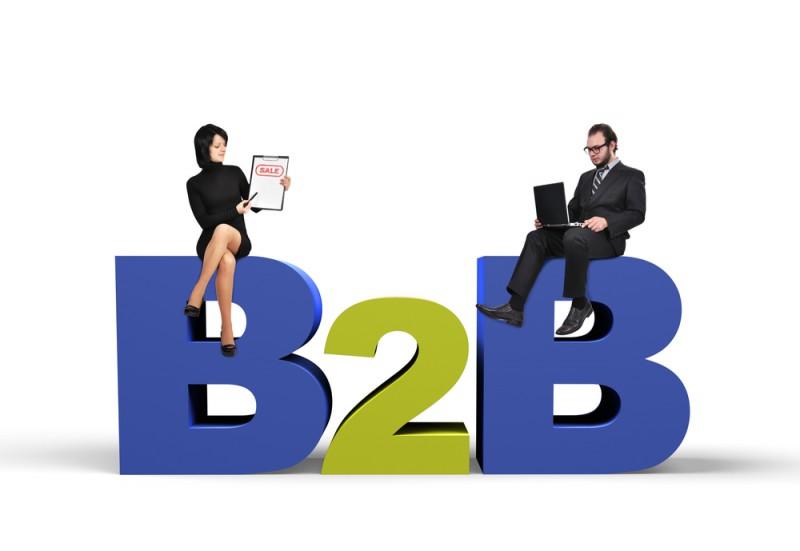 地方性B2B网站
