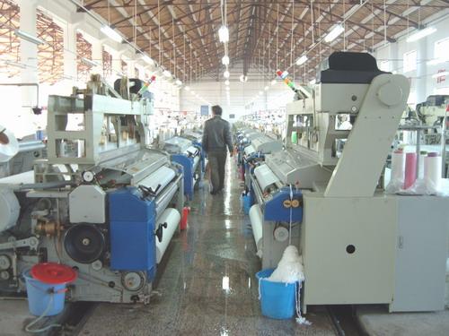 纺织生产管理系统