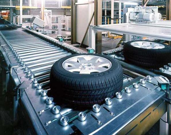 轮胎MES系统