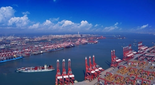 基于MES的港口物流管理系统