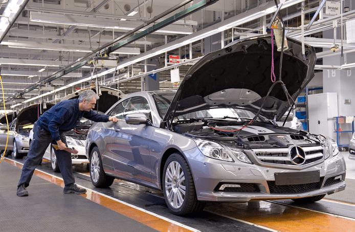 汽车及零部件行业MES条码质量追溯系统