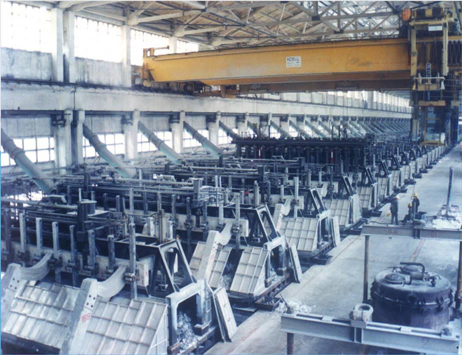 电解铝工业设备