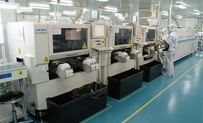电子行业MES系统的应用意义