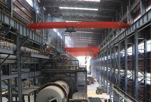 现代化冶铜厂设备管理系统