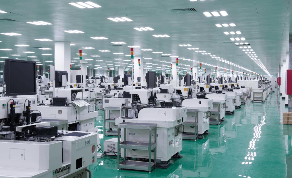 工业自动化智能制造转变