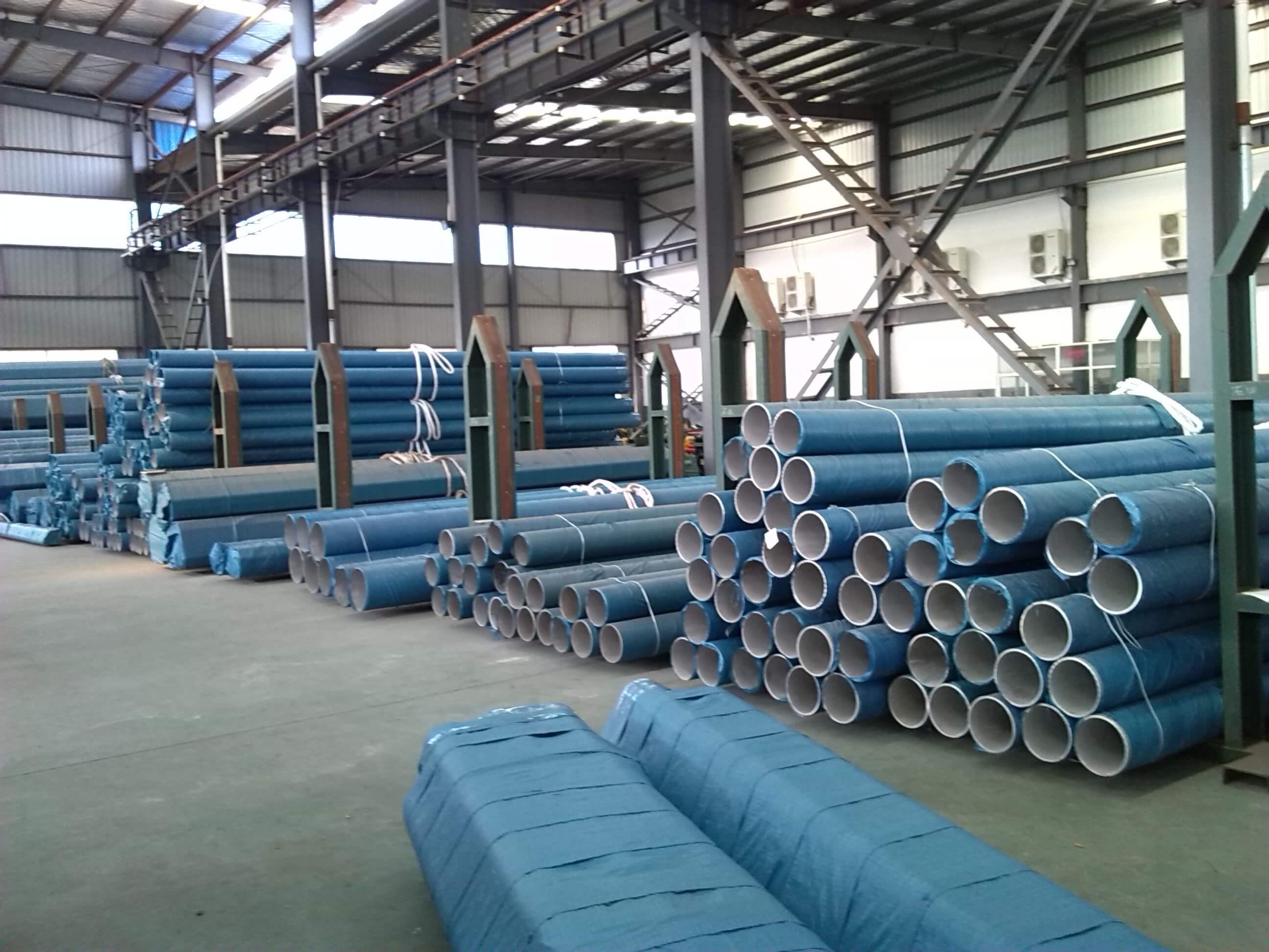 不锈钢管行业智能制造