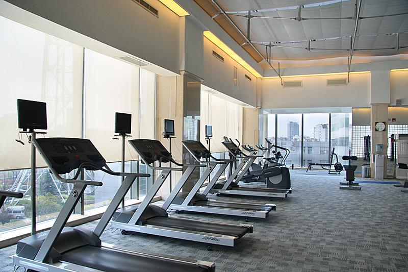 健身O2O转型24小时健身房