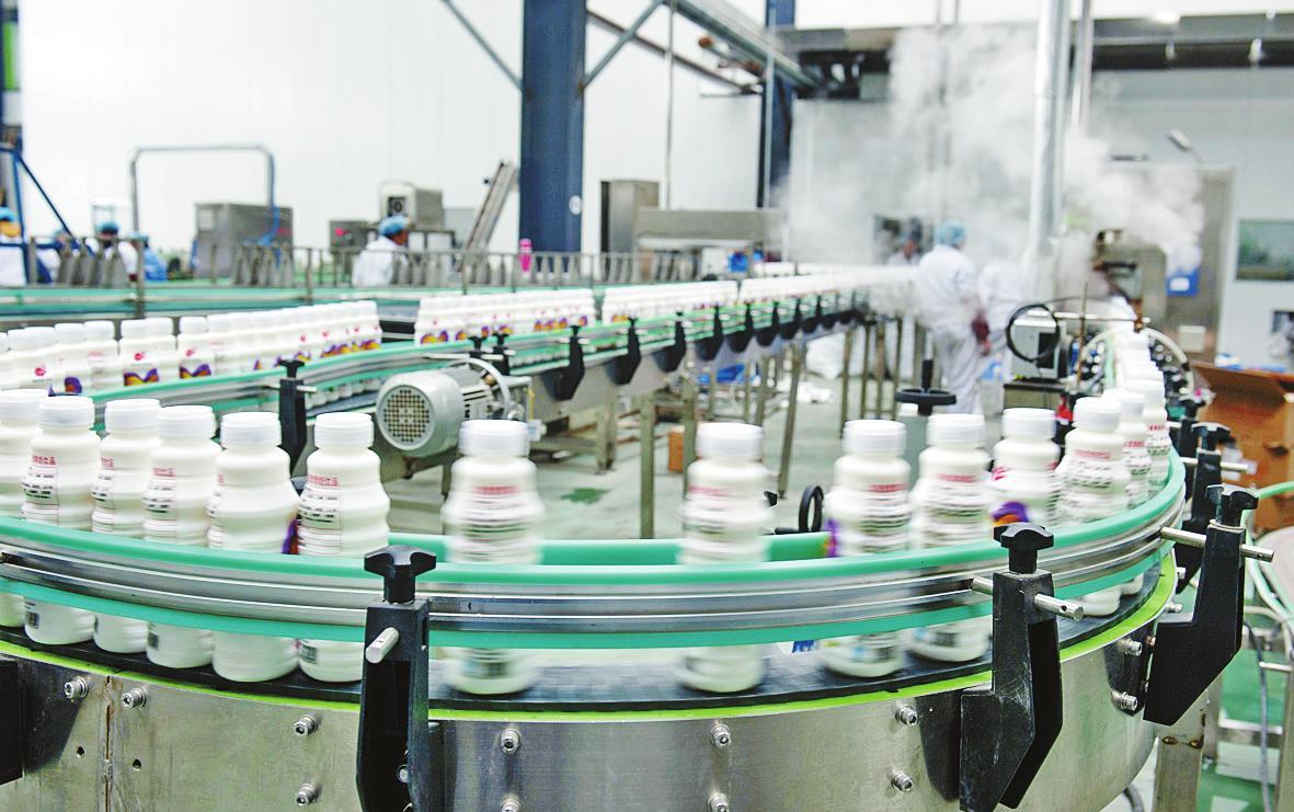 乳制品行业MES系统实施的必要性