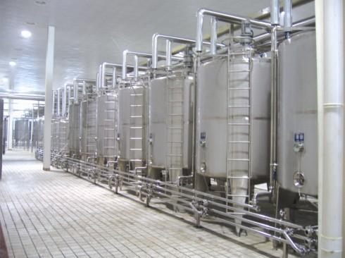 奶粉生产工艺