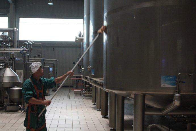 奶粉加工工艺流程