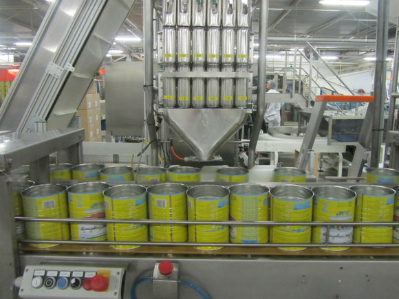 奶粉生产线设备