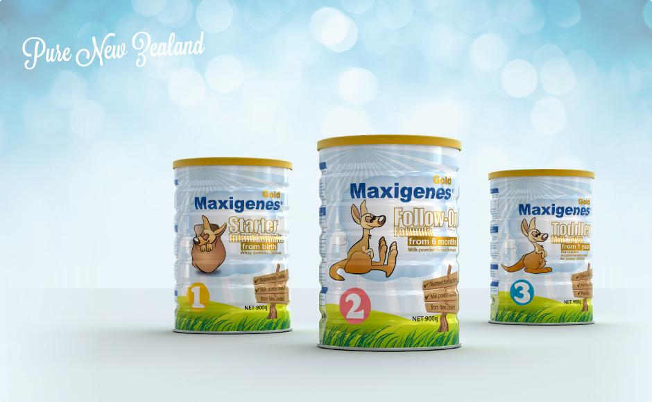 奶粉行业分析报告