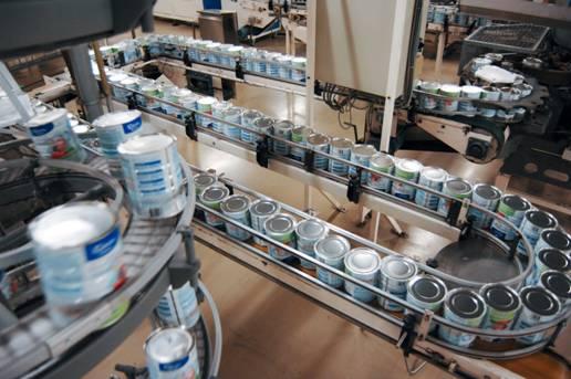 什么是湿法工艺奶粉