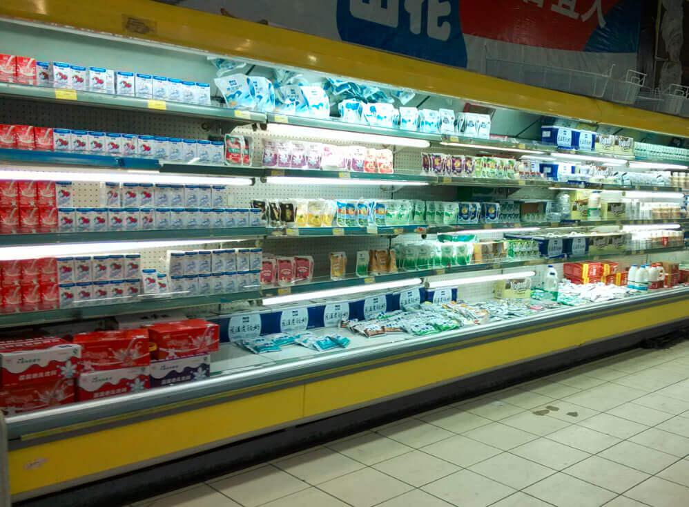 乳制品市场调研