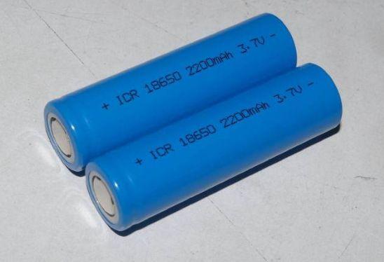 锂电池18650的生产流程