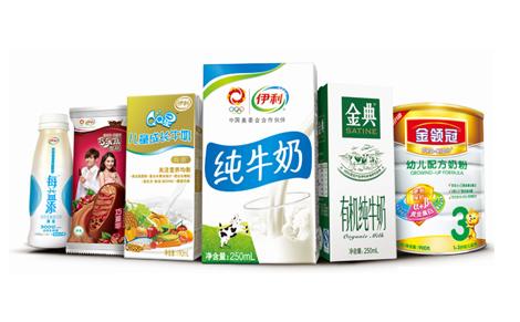 2016年乳制品生产厂家排名