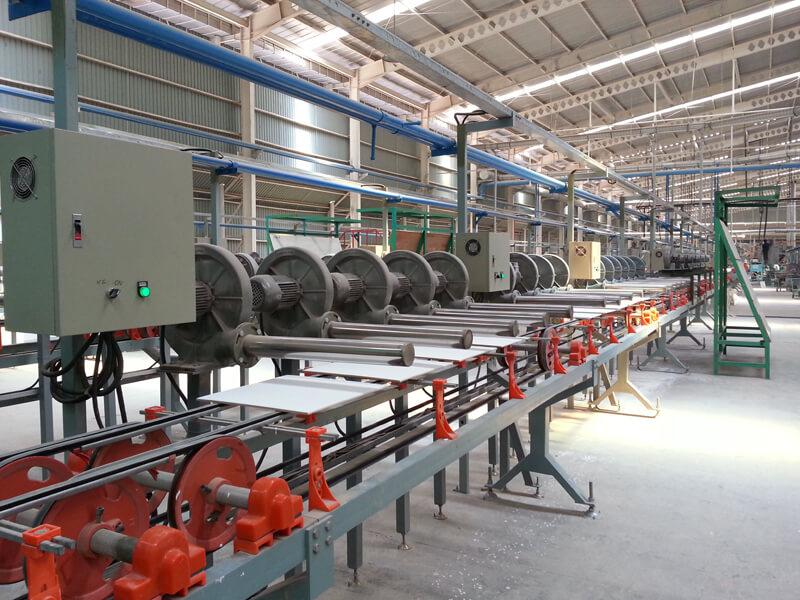 淄博张店区已关停拆除10家建陶企业15条生产线