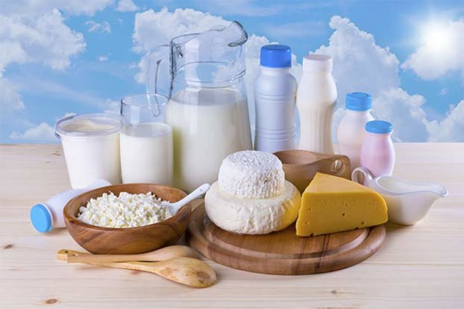 消费者对乳制品购买意愿分析