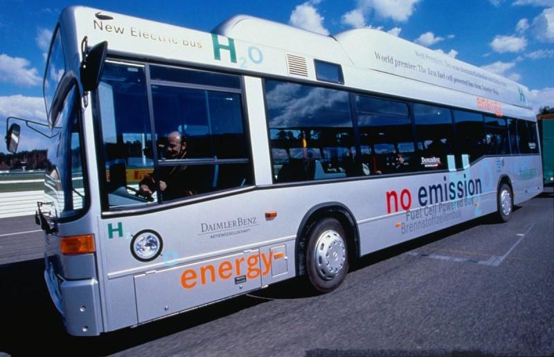 新能源大巴