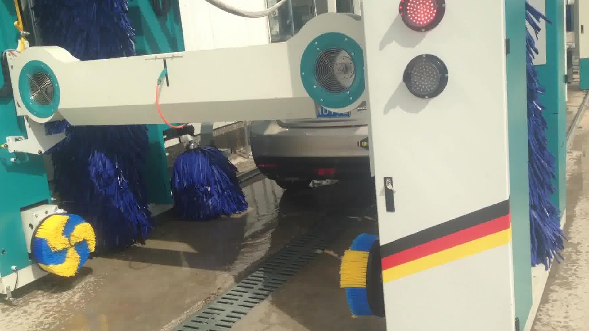 自动洗车设备价格