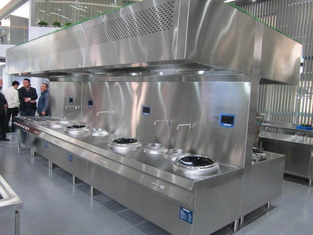 厨房设备维修和保养