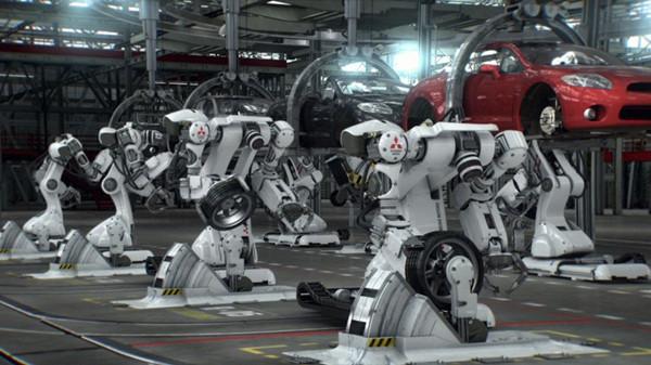 智能制造机器人发展