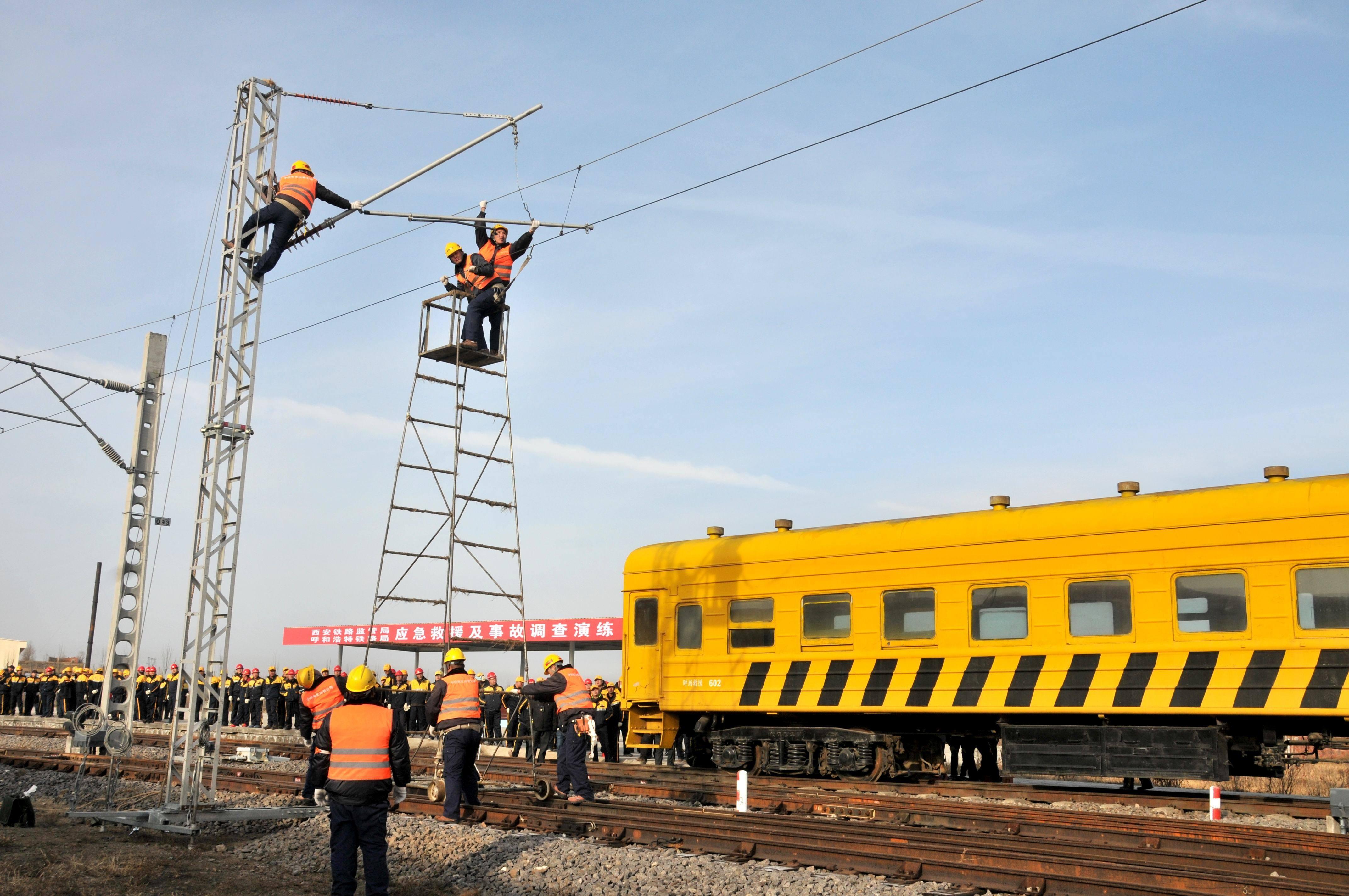 铁路设备管理