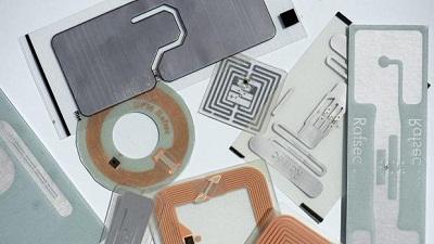 新型RFID资产管理工业自动化标签