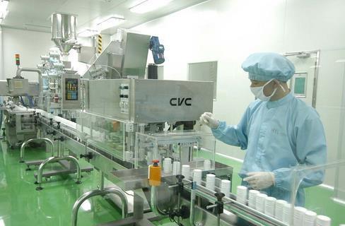 饮片生产质量管理规范